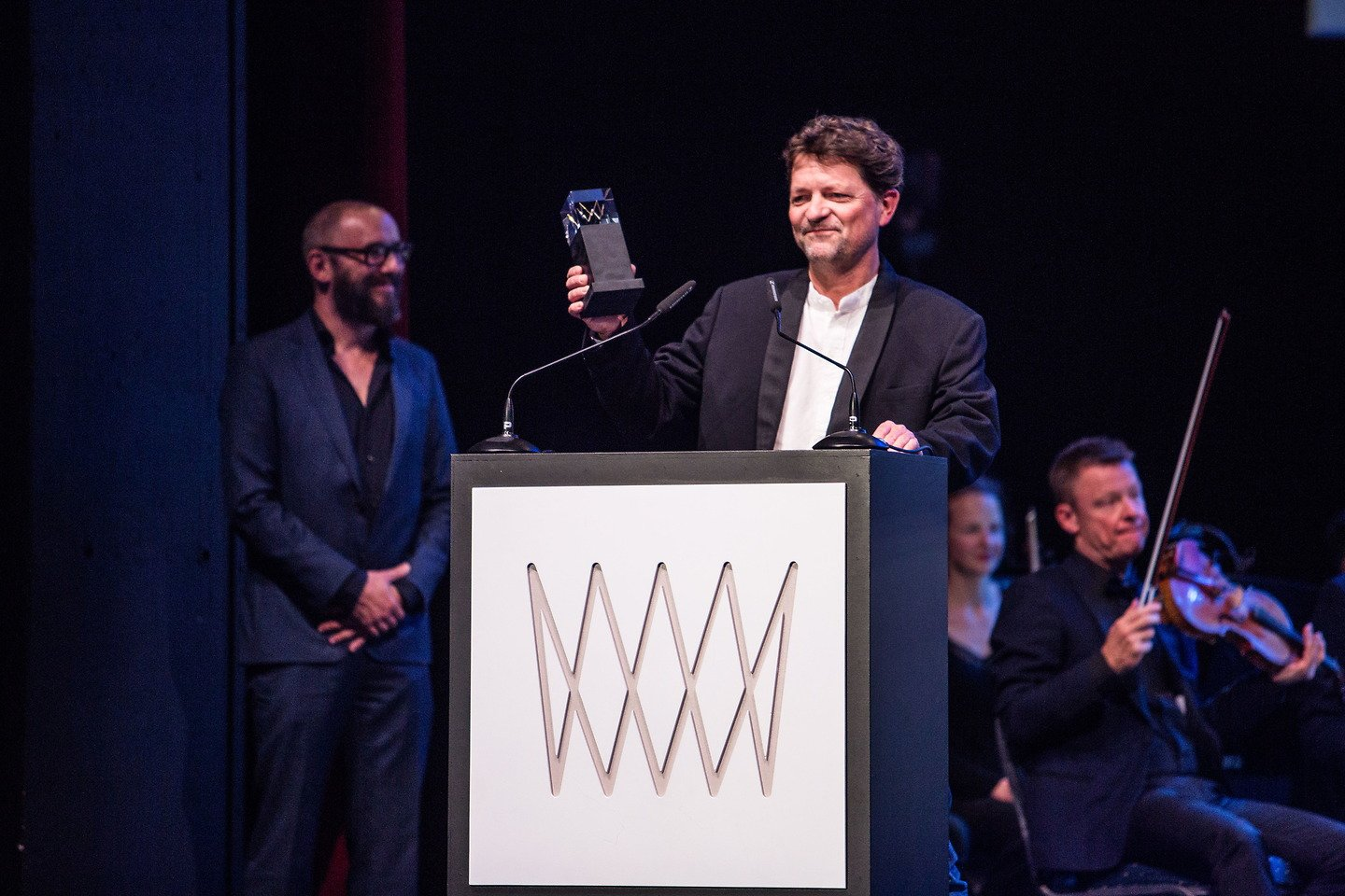 Winner- Best score for a Belgian production